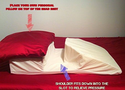 Shoulder Pillow Relief Support System Buy Online In Ksa