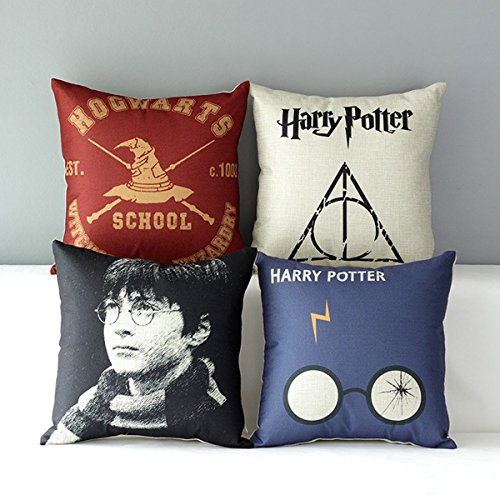 Throw Pillow Case Set