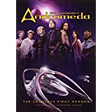 Andromeda Complete Series 1-5 by Kevin Sorbo