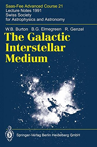 The Galactic Interstellar Medium: Saas-Fee Advanced Course 21. Lecture Notes 1991. Swiss Society for Astrophysics and Astronomy