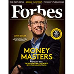 Forbes, May 13, 2013 Periodical