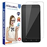 CELLBELL Tempered Glass Screen Protector For Coolpad Note 3 Lite With FREE Installation Kit