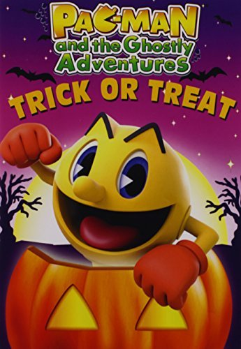 (Pac-Man and the Ghostly Adventures: Trick or Treat)