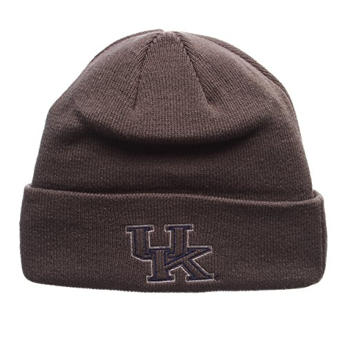 ZHATS Kentucky Wildcats Gray X-RAY Cuff Beanie Hat - NCAA Cuffed Winter Knit Toque Cap