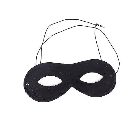 Laileya Ojo de la Mascarada máscara de Tela Mascarillas para Halloween Cosplay