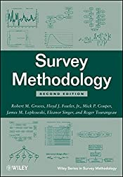 """Praise for the First Edition:  """"The book makes a valuable contribution by synthesizing current research and identifying areas for future investigation for each aspect of the survey process."""" —Journal of the American Statistical Association """"Overall, ..."""