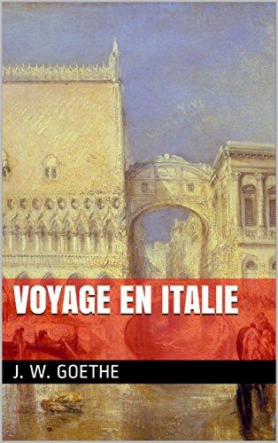 Voyage en Italie (French Edition)