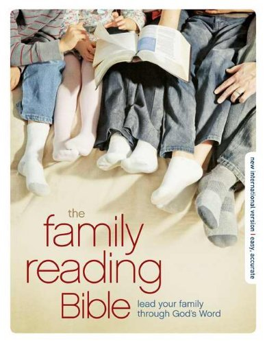 Zondervan, New Intenational Version Family Reading Bible-hc - Family Bible Reading