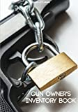 img - for Gun Owner's Inventory Book book / textbook / text book