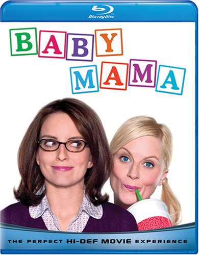 Baby Mama 2008 BluRay 720p 900MB [Hindi DD 5.1 – English 2.0] AAC Esub MKV
