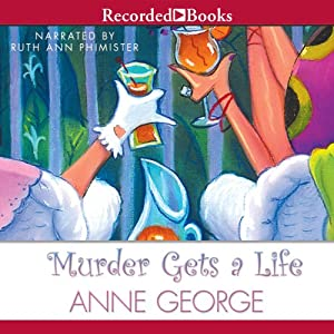 Murder Gets a Life Audiobook
