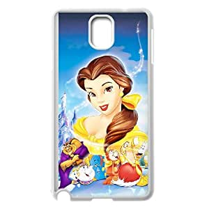 Samsung Galaxy Note 3 Phone Case Cover Beauty and the Beast ( by one free one ) B62561
