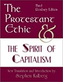 img - for The Protestant Ethic and the Spirit of Capitalism, Third Edition book / textbook / text book