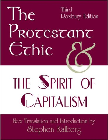 the protestant ethic and the spirit of capitalism 2 essay Columbia university press share the protestant ethic and the spirit of capitalism the protestant ethnic and the spirit of capitalism.