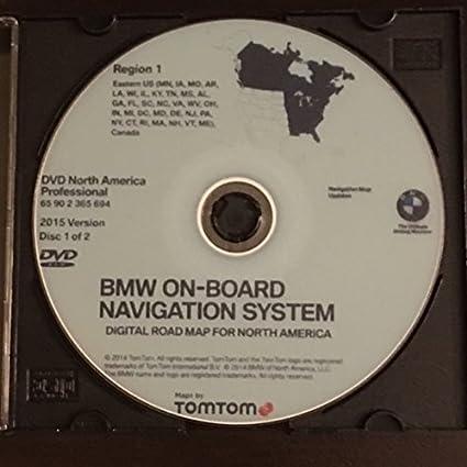 GPS JOUR MISE E60 A TÉLÉCHARGER BMW