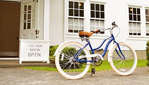 ビーチクルーザー NEW SANTA CRUZ サンタクルズ(ブラック) 全4色 西海岸 カルフォルニアン バイク 自転車 B00NHM506M