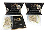 2 PACK Semilla de Brazil 100% Authentic Brasil Seed All Natural Supplement Pure Brazilian Nut la original para adelgazar - 2 Month Supply