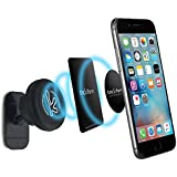 Phone Holder, Tackform Magnetic Phone Mount with Stick On base [For Car, Kitchen, Bedside, Bathroom] Cell Phone Car Mount [Magnetic Phone Holder for Car] Sticky Adhesive Mount Holder for ALL PHONES