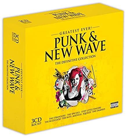 Punk & New Wave (Left Of The Dial Cd)