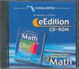 McDougal Littell Middle School Math Florida: eEdition CD-ROM Course 2 2004