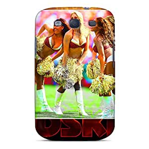 New Premium Jenipper Washington Redskins Skin Case Cover Excellent Fitted For Galaxy S3