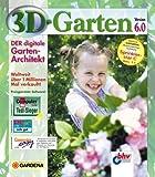 3D-Garten 6.0, 2 CD-ROMs Der digitale Gartenarchitekt. Für Windows 95/98/NT/2000/ME/XP