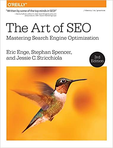 Image result for The Art of SEO, By Eric Enge, Stephan Spencer, and Jessie Stricchiola