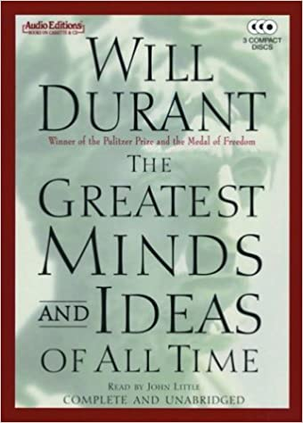 The Greatest Minds and Ideas of All Time (Audio Editions)