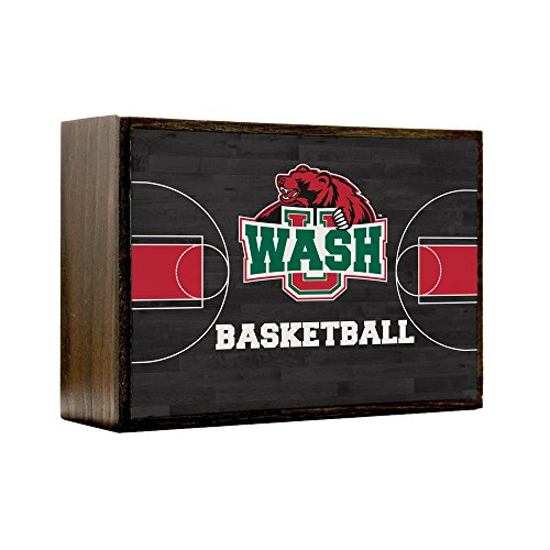 Inspired Home UNLV Rebels - Basketball Court Box Sign Size 4x5.5