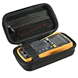 Aproca Hard Travel Carrying Case Fluke 117 114 115 116 Electricians True RMS Multimeter