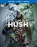 Batman: Hush (Blu-ray/DVD/Digital)