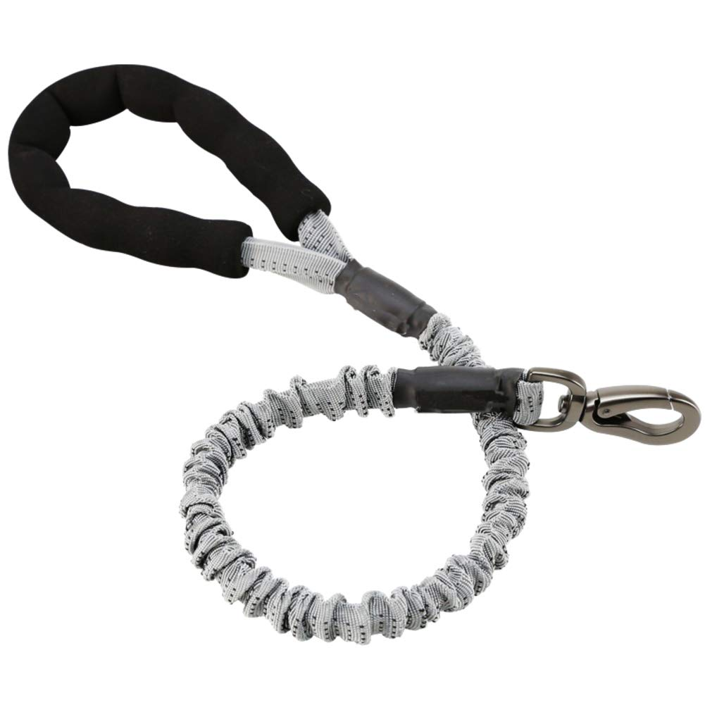 DemcTsolf Dog Leash,Dog Safety & Comfort Hands-Free Pet Leash,Dog Leash is Suitable for Running Hiking Training Bungee Belt-a 120cm(47inch)