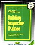 Building Inspector Trainee, Jack Rudman, 0837336821