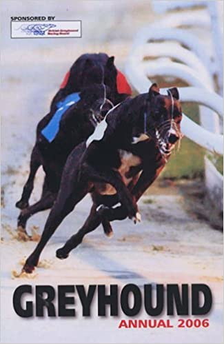 British Greyhound Racing Board Greyhound Annual 2006
