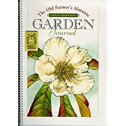 The Old Farmer's Almanac All-Season Garden Journal