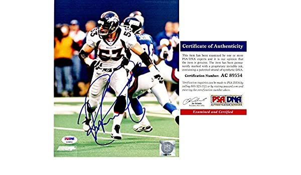 Bill Romanowski Signed - Autographed Denver Broncos 8x10 inch Photo - PSA  DNA Certificate of Authenticity (COA) at Amazon s Sports Collectibles Store 67dcd4c64
