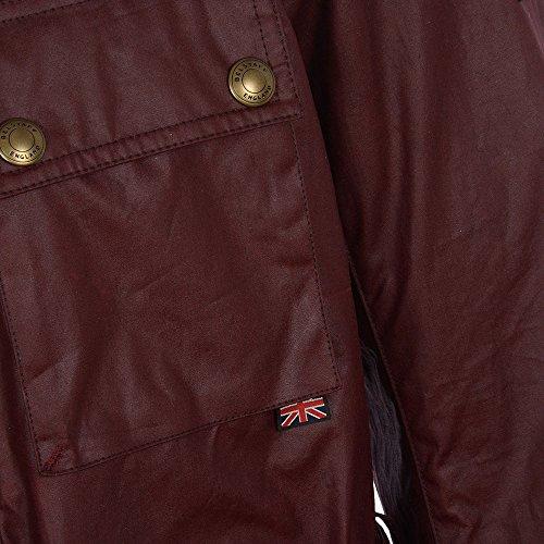 Belstaff Deep Jacket Wax Red Roadmaster In Classic 8rxwZ1q8B