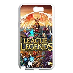 League Of Legends For Samsung Galaxy Note 2 N7100 Csae protection Case DH537385
