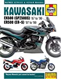 Kawasaki EX and ER500 Service and Repair Manual, Alan Ahlstrand, 1859605621