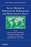 img - for Survey Methods in Multicultural, Multinational, and Multiregional Contexts book / textbook / text book