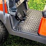 Club Car Precedent Golf Cart RHINO Protective Rubber Floor Mat