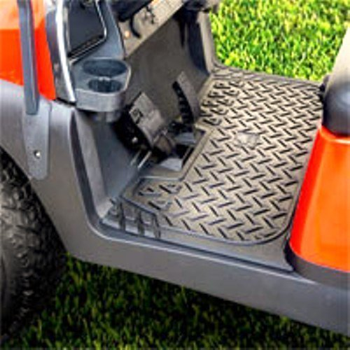 Rhino Club Car Precedent Golf Cart Protective Rubber Floor M