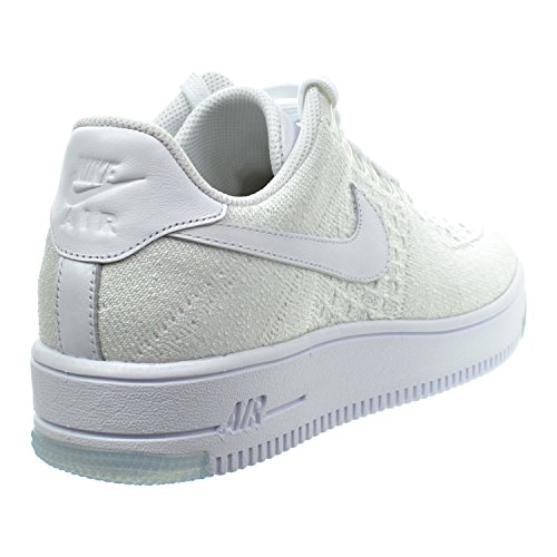 7ad3068831ef 30%OFF Nike Air Force 1 Flyknit Low Women s Shoes White 820256-101 ...