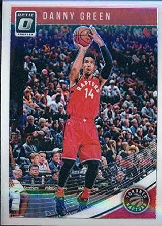 775bf0eac2da 2018-19 Donruss Optic  111 Danny Green Toronto Raptors NBA Basketball  Trading Card