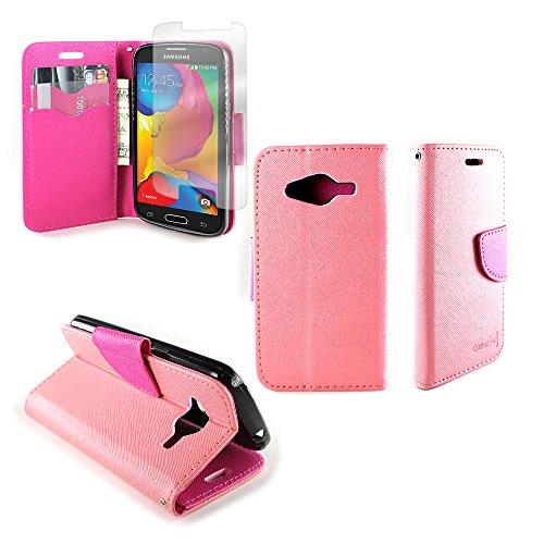 samsung-galaxy-avant-wallet-case-coveron-carryall-pouch-series-tough-textured-exterior-light-pink-ho