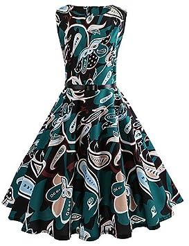 SHAUIGUO Vestido de Noche Formal para Mujer, Vintage, Vestido de Vaina, Letra,