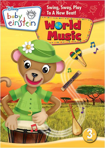 Baby Einstein World Music product image