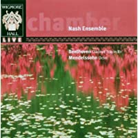 Beethoven - Clarinet Trio; Mendelssohn - Octet
