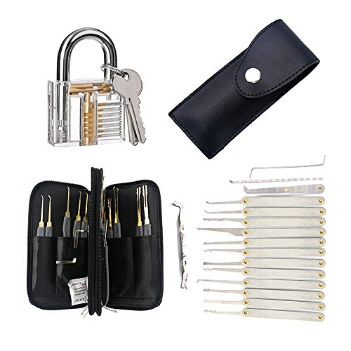 a1280dab6fc7 We Analyzed 419 Reviews To Find THE BEST Lock Picking Set For Cars