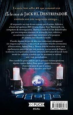 A la caza de Houdini (Puck): Amazon.es: MANISCALCO, KERRI, Rojas, María Celina: Libros